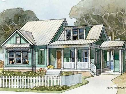 Southern Beach Cottage House Plans Beach Cottage Plans
