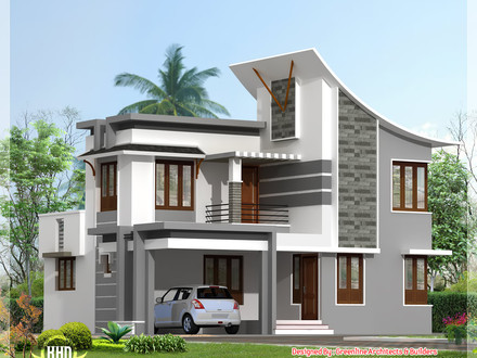 Three to Four Bedroom House Modern 3 Bedroom House