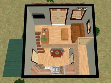 Tiny House Floor Plans Inside Tiny House Interior Design