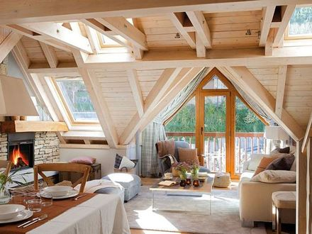 Tiny Houses and Cottages Small Cottage House Interior Design