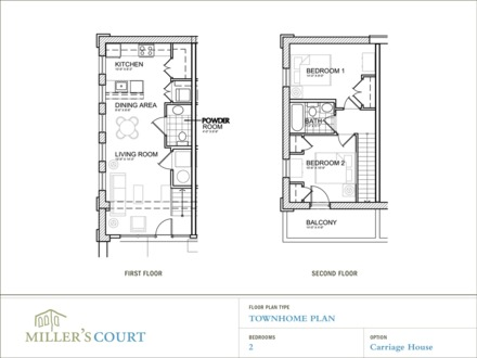 Two Story Apartment Floor Plans Two Floor Apartment Floor Plans
