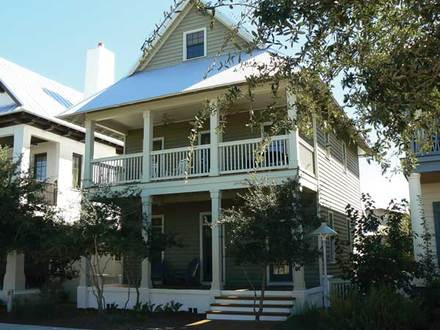 Two Story Narrow Lot Beach House Plans Craftsman Narrow Lot House Plans