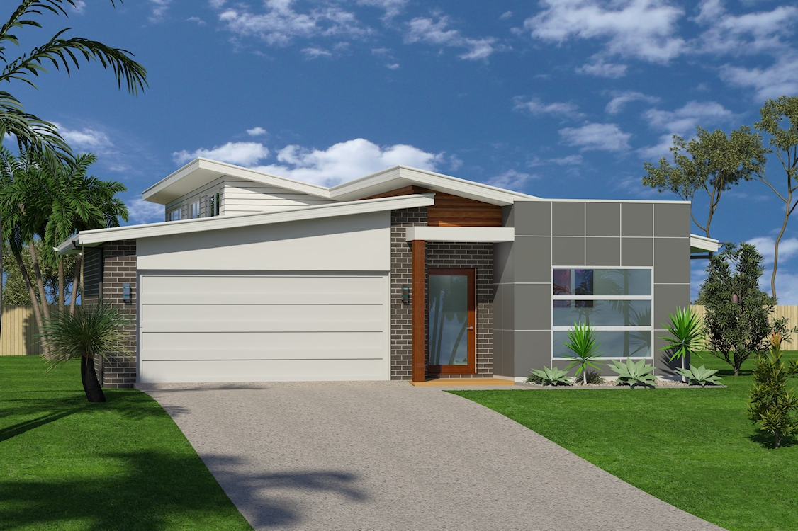 Waterfront home designs queensland house designs beach for Waterfront home design ideas