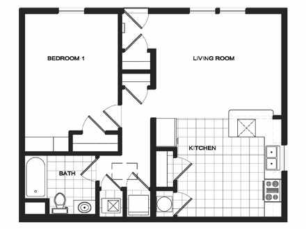 1 Bedroom Duplex House Plans 1 Bedroom Duplex Plans