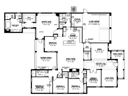 13 Bedroom House 5 Bedroom House Floor Plans Designs