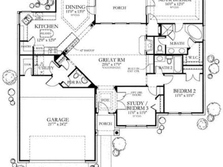 House plans 1500 sq ft no garage 1500 sq ft house plans for 1500 sq ft ranch house plans