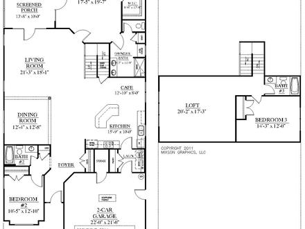 2 Story House Plans with Bedrooms Upstairs Modern 2 Story House Plans