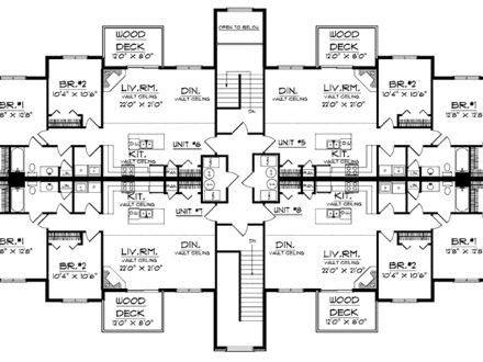 8 by 8 Bedroom Floor Plan 8 Bedroom House Floor Plans