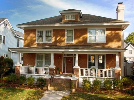 Arts and Crafts Style House Plans Arts and Crafts Style Homes