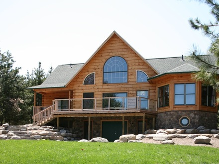 Best Log Home in the World Amazing Log Homes