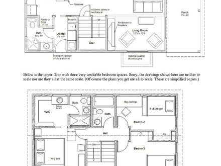 Small hunting cabin plans with loft small hunting cabin for Build your own small house plans