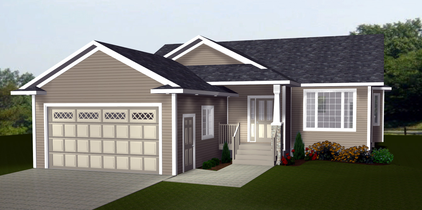 Bungalow house plans with loft bungalow house plans with for Ranch home plans with loft