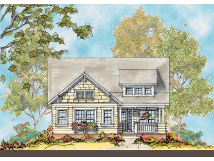 Cottage Craftsman Ranch House Style Craftsman Style Cottage House Plans