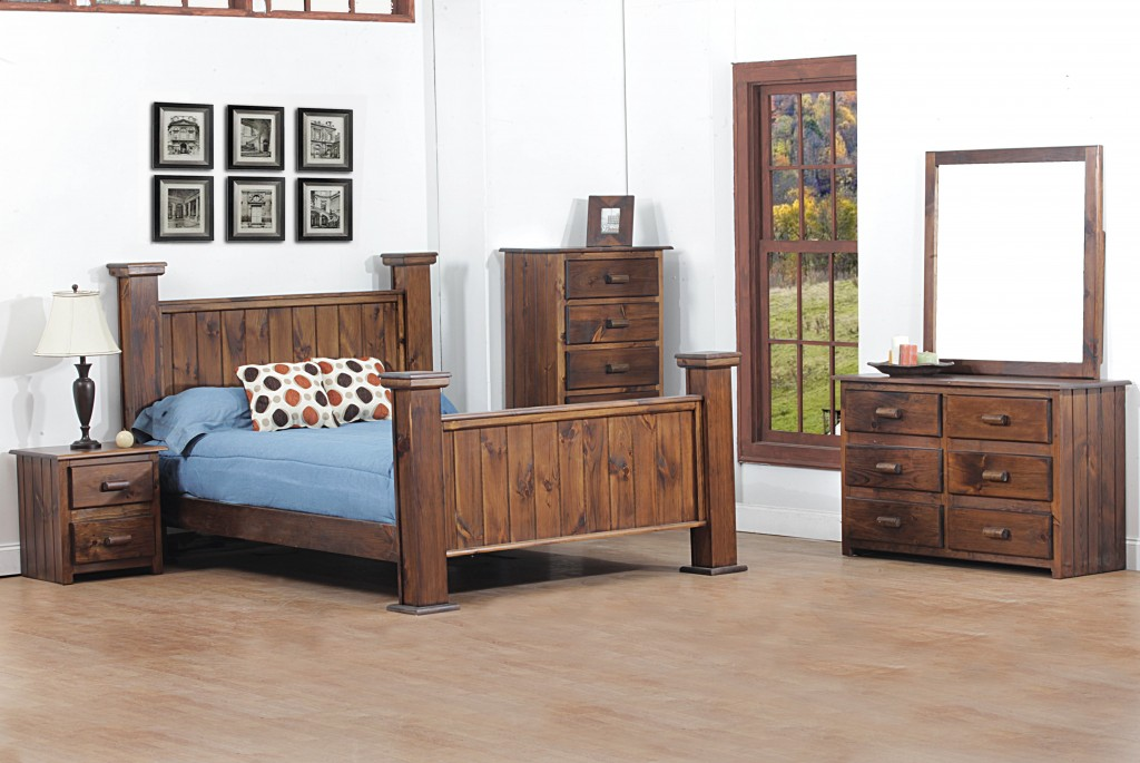 Cottage Style Bedroom Furniture Sets Cabin Style Bedroom