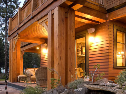 Craftsman Style Home Plans Craftsman Lodge Style Home Plans