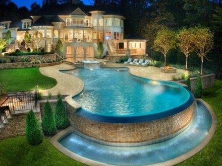 Dream House with Pool Barbie Dream House with Pool