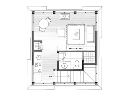 Free Small House Floor Plans Free Micro House Plans