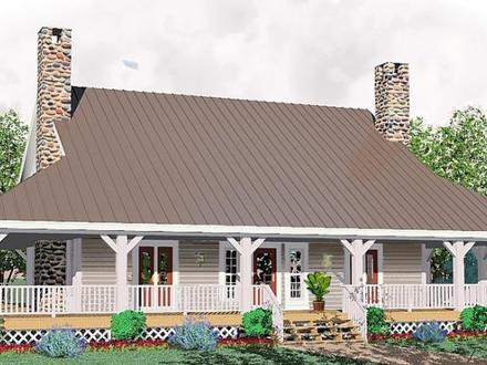 Half and Half Story And Half Story House Plans