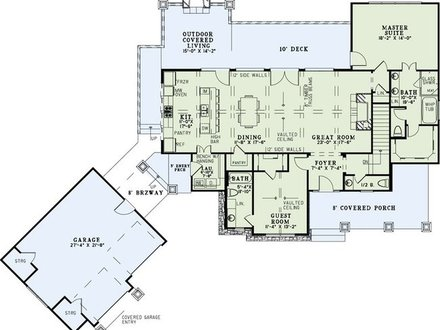 8 bedroom mansion floor plans 8 bedroom mansion house with for Secure home plans