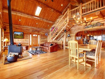 Inside Log Cabin Homes Log Cabins Inside Bedrooms
