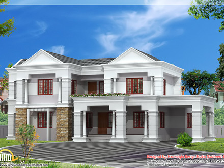 Kerala House Plans and Elevations Indian House Elevation Design