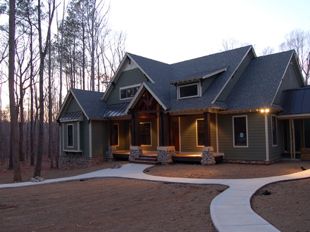 Modern Craftsman Homes Pics of Modern Craftsmen Style Homes