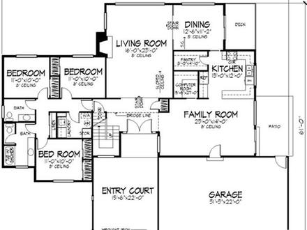 Floor Plans 32x32 Guest House in addition Estates plans likewise 2df25297fe2d6083 Single Story Bungalow House Single Story Modern House Designs moreover F9fbf84c0fc65d67 One Story Ranch House Plans One Story House Plans additionally Shoestory. on 1 story bungalow house plans