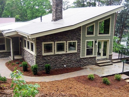 Modern Small House Plans Modern Contemporary House Plans Craftsman