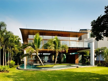 Modern Tropical House Design Modern House Design in Philippines