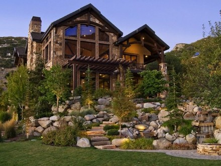 Mountain Home Landscaping Tree Landscaping Ideas