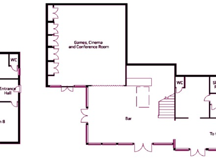 Party House Floor Plans House Floor Plans with Dimensions