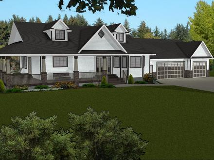 Ranch House Plans with Walkout Basement Ranch House Plans with Basements