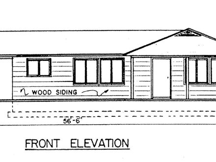 Small house floor plans under 500 sq ft small ranch house for Free floor plans for ranch style homes