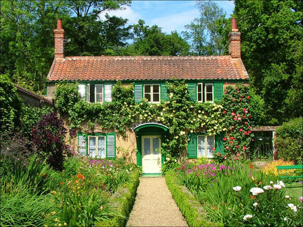 Rustic Country Garden Landscaping Country Cottage Garden Ideas