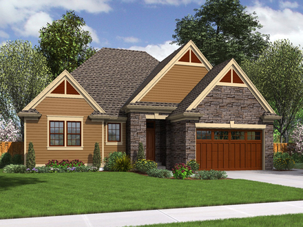 Small but Beautiful Cottage Style Homes Small Cottage Style House Plans
