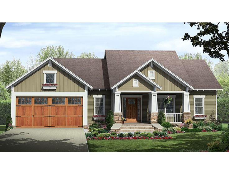 Small craftsman home house plans small house plans for Award winning craftsman home designs