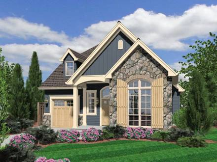 Small English Stone Cottage House Plans English Stone Cottage Plans