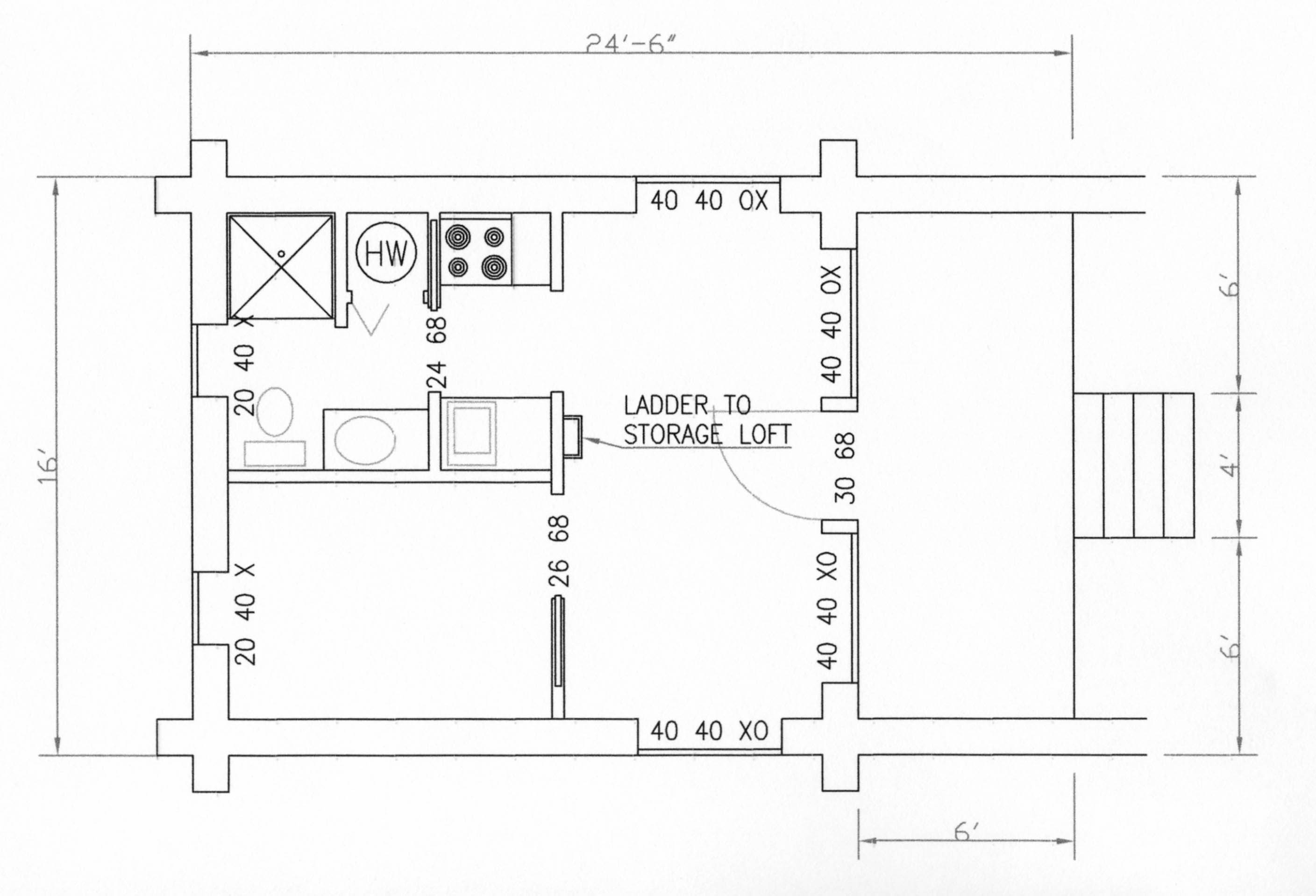 Small Log Cabin Floor Plans Log Cabin Landscaping Small