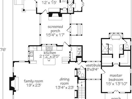 Southern living cottage house plans small house plans for House plans with guest houses southern living