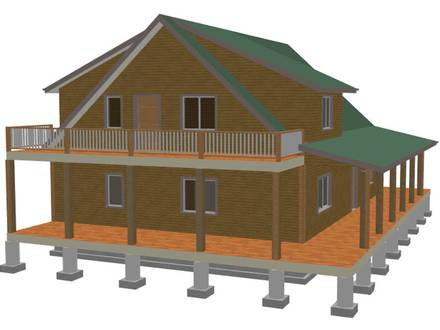600 sq ft cottage plans 600 sq ft cabin plans with loft for Small house plans under 600 sq ft