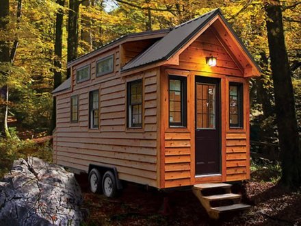 Tiny Houses On Wheels Floor Plans Tiny House On Wheels Plans