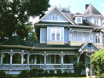 Victorian House Plans One Story Victorian Style House Plans