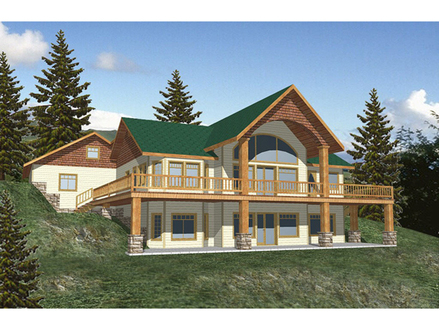 Walkout Basement House Plans with Porch Ranch House Plans with Walkout Basement