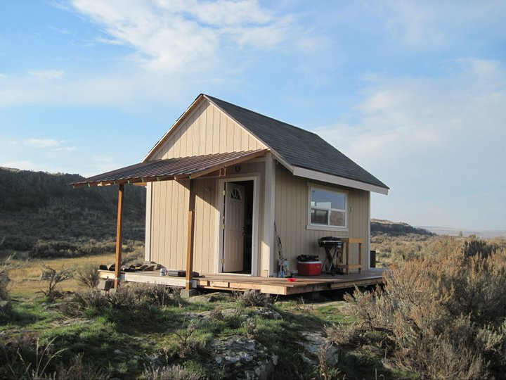 Hunting Cabin Interior Do It Yourself Hunting Cabins: 12 X 16 Cabin With Loft 12 X 16 Cabin Interior, Small