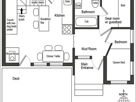 3D Small House Plans Small House Plans Under 1000 Sq FT