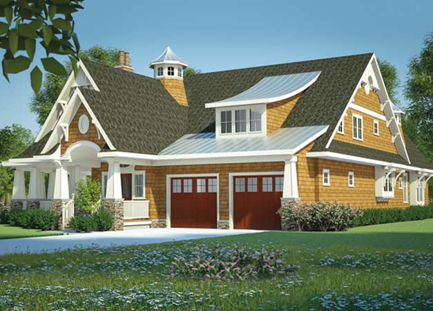 Award winning small cottage house plans award winning open for Award winning ranch house plans