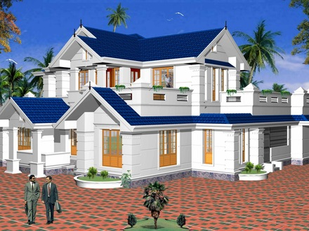 Beautiful 2 Story Homes Beautiful Home Designs Plans