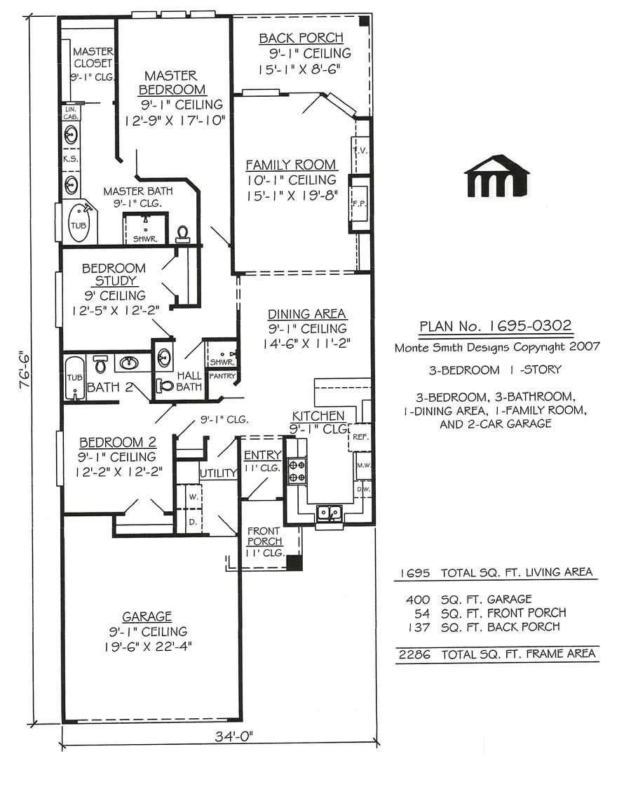 Best One Story House Plans One Story Narrow House Plans
