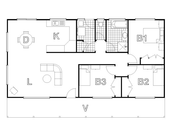 Cabin Style House Plans Craftsman Style House Floor Plans