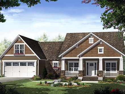 Cape Cod Style Home House Home Style Craftsman House Plans